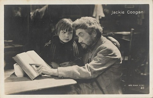 Jackie Coogan in The Rag Man (1925)