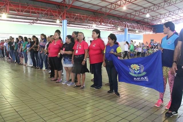 28.08.19 Prefeitura realiza encerramento da 8ª edição do Jaavas e da Mostra de Dança da Educação Especial.
