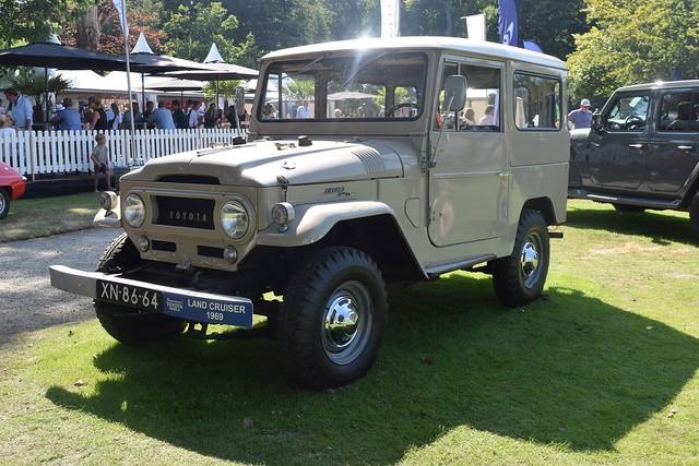 Toyota Land Cruiser 1969
