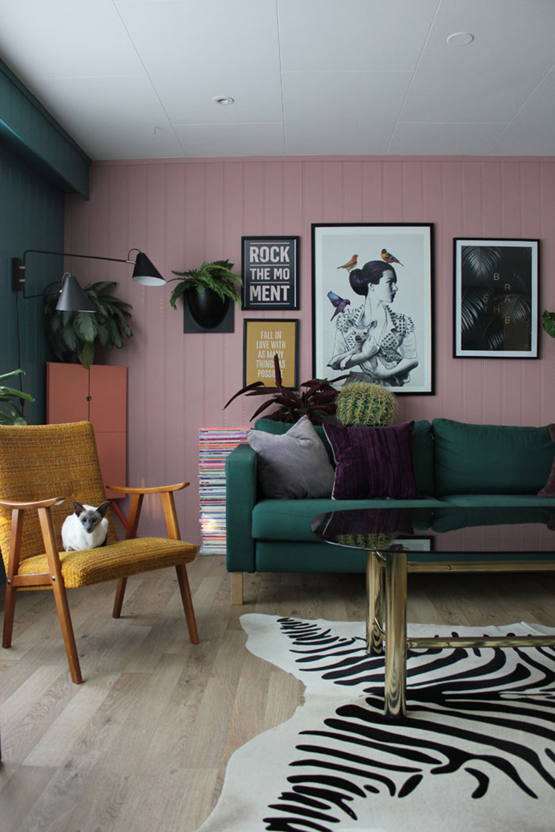 20 Photos That Will Prove Decorating with Pink and Green is ...
