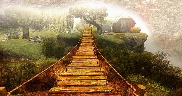 The Bridge of Opportunities....