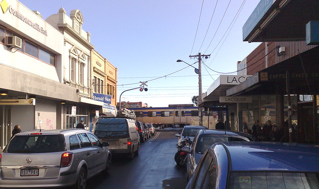 Yarraville, August 2009