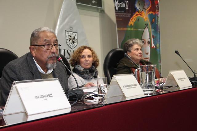 Revista Martín rindió homenaje en su edición 32 a la poeta Carmen Ollé