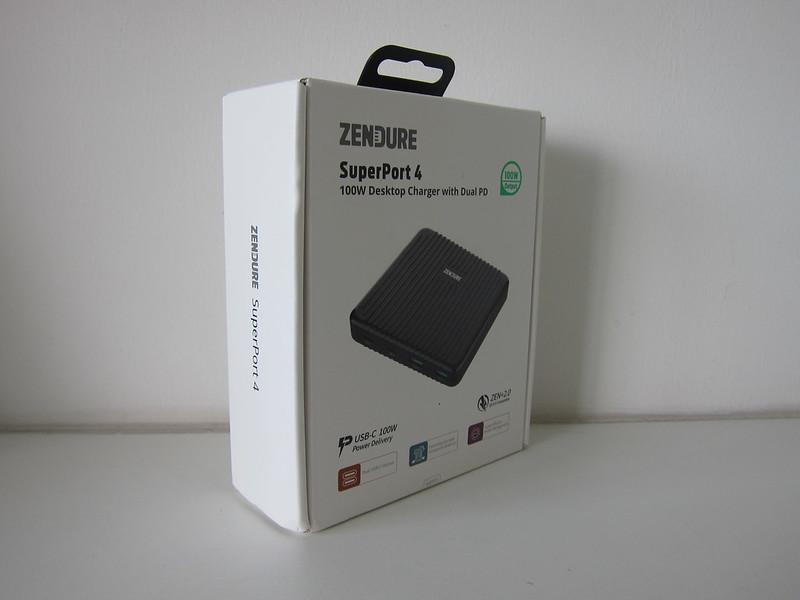 Zendure SuperPort 4 - Box