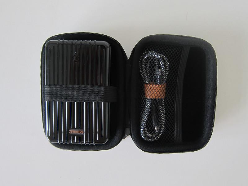 Zendure SuperTank - Carrying Case - With Contents