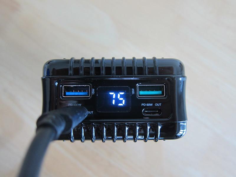 Zendure SuperTank - Charging