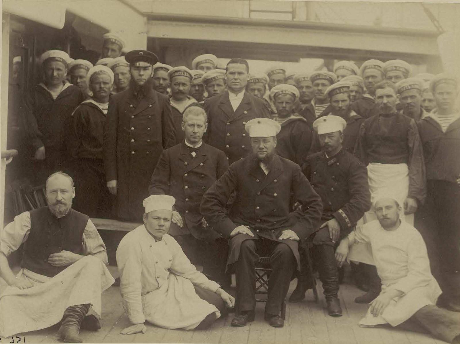 1890-1891. Путешествие Цесаревича Николая на Восток. Часть 9