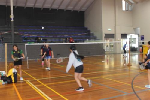 BOP 2019 Yr 7 & 8 Badminton