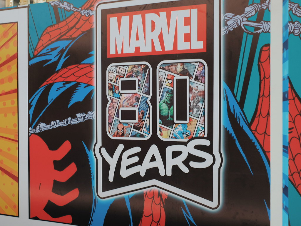 Marvel 80 Years Anniversary at SM #Marvel80atSM