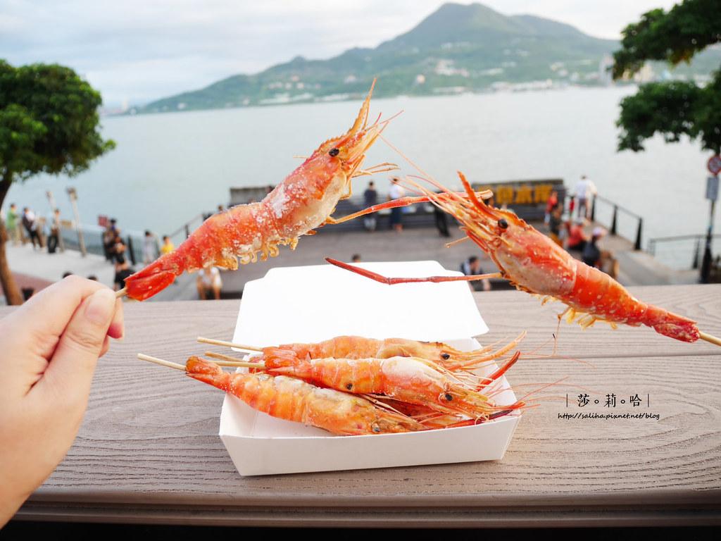 淡水橫町平價海鮮燒烤景觀餐廳推薦 (14)