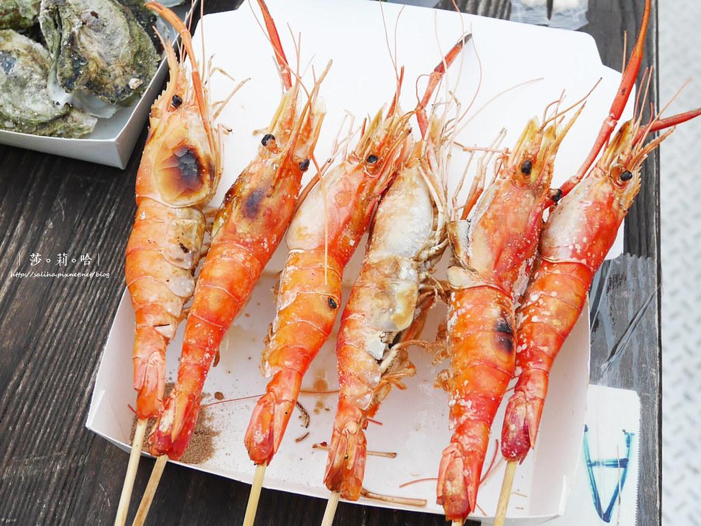 淡水橫町平價海鮮燒烤景觀餐廳推薦 (17)