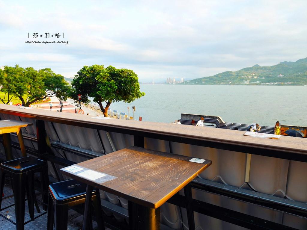 淡水橫町平價海鮮燒烤景觀餐廳推薦 (7)