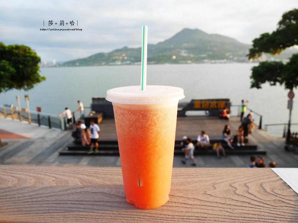 淡水一日遊景點行程推薦老街好吃平價海鮮燒烤景觀餐廳推薦 (2)