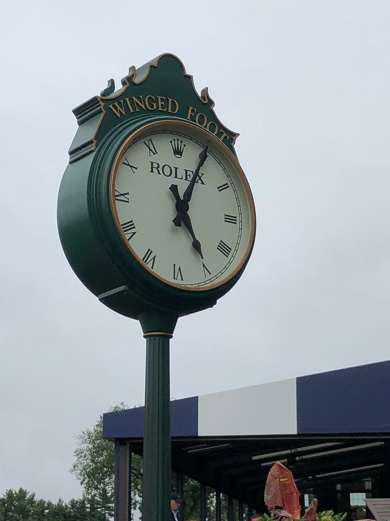 How Many Famous Golf Course Rolex Clocks Do We Have? , Rolex