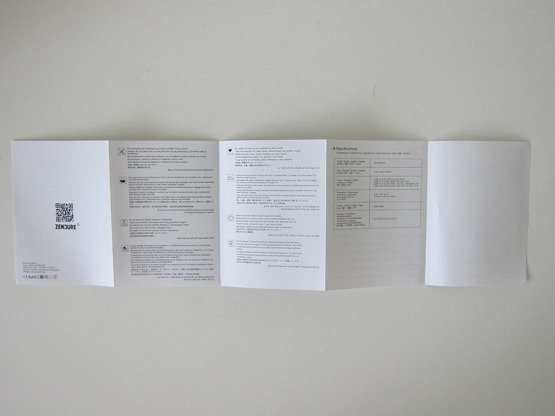 Zendure SuperPort 4 - Instructions #2
