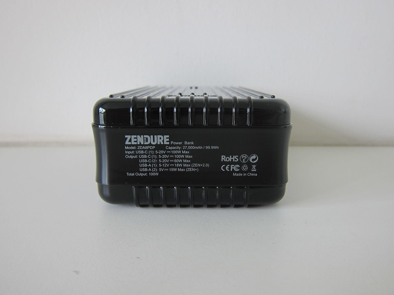 Zendure SuperTank - Bottom
