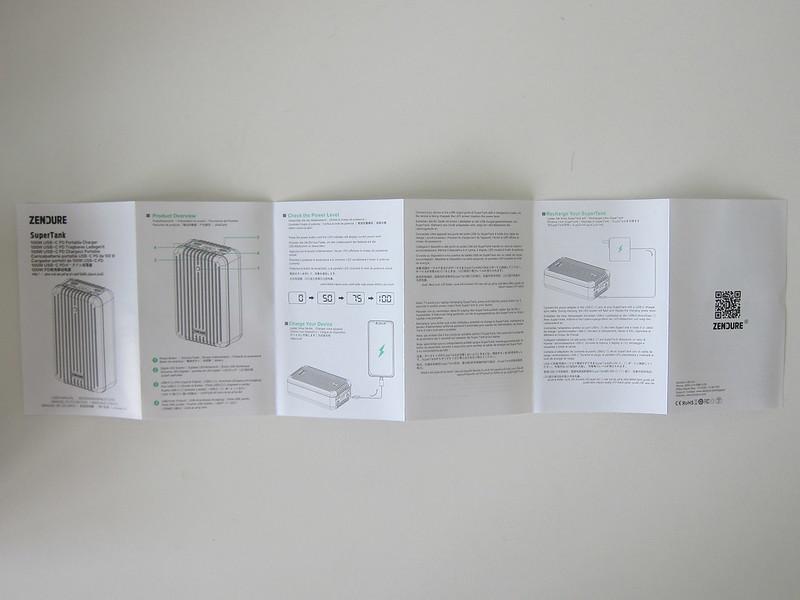 Zendure SuperTank - Instructions #1