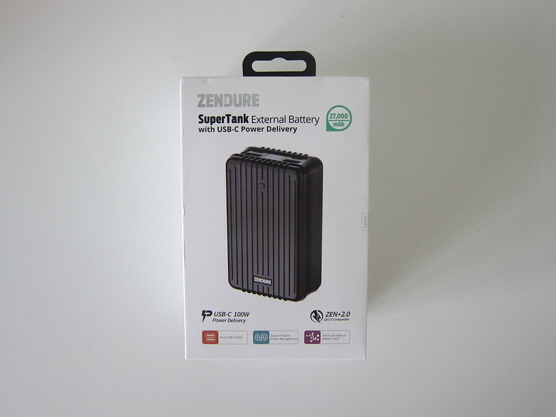 Zendure SuperTank - Box Front