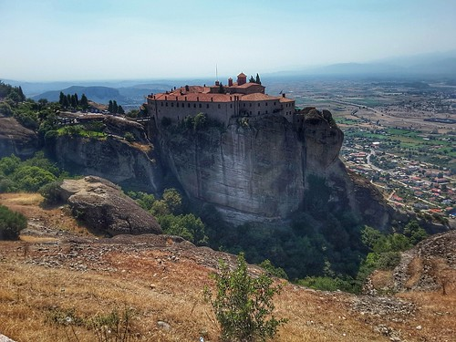 Meteora, a wonderful landscape