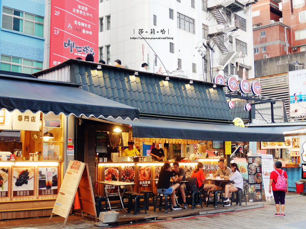 淡水橫町平價海鮮燒烤景觀餐廳推薦 (21)