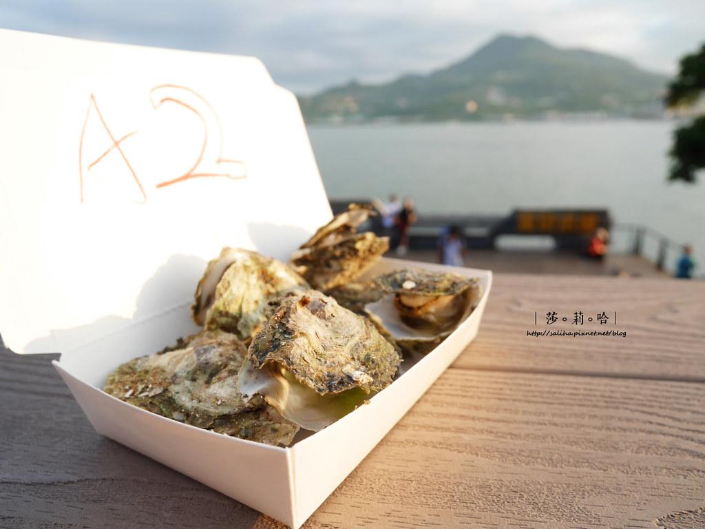 淡水一日遊景點行程推薦老街好吃平價海鮮燒烤景觀餐廳推薦 (1)
