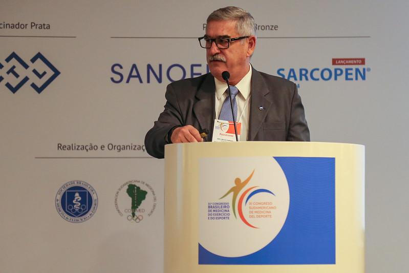 31º Congresso Brasileiro de Medicina do Exercício e do Esporte - Foz do Iguaçu