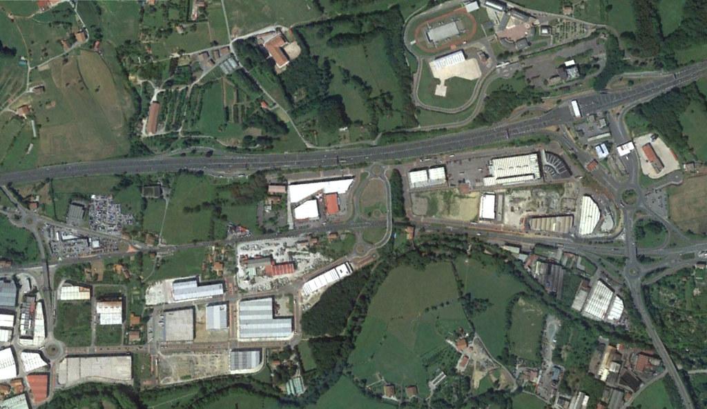 arriandi, bizkaia, arriba arriba yipa yipa, después, urbanismo, planeamiento, urbano, desastre, urbanístico, construcción, rotondas, carretera