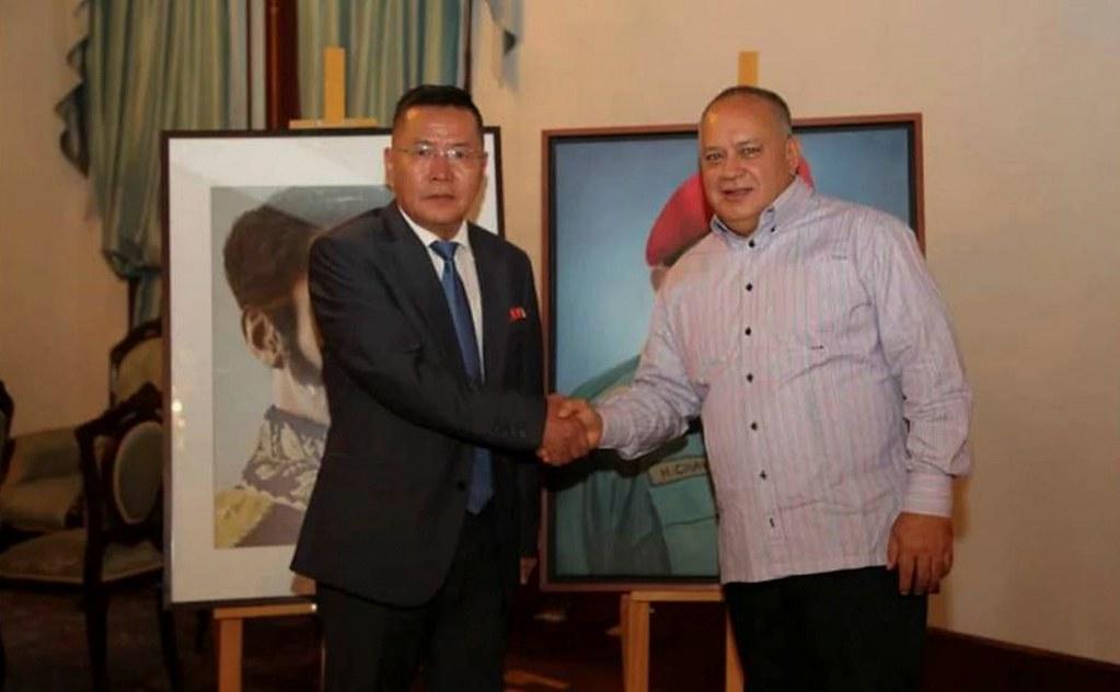 Presidente de la ANC se reúne con embajadores de China, Vietnam y República Popular Democrática de Corea