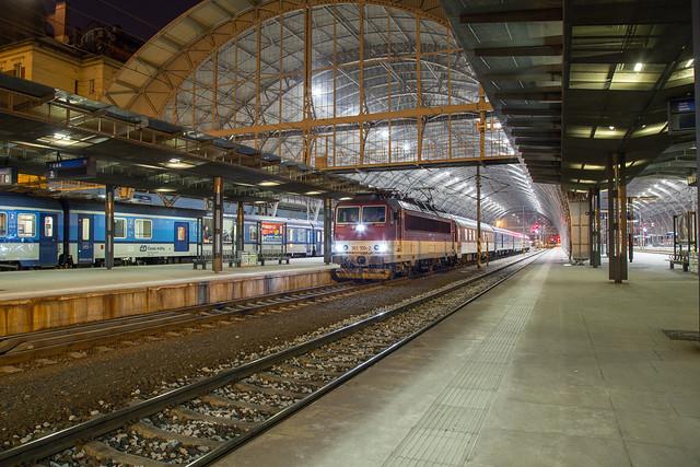 ŽSSK 361 109 Praha hlavní nádraží