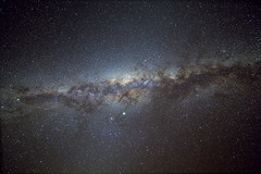 Milky Way over SSO