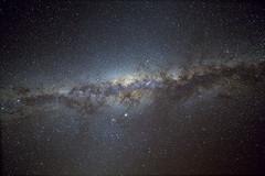 Milky Way over SSO