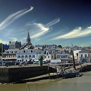 Pornic, Loire-Atlantique, France