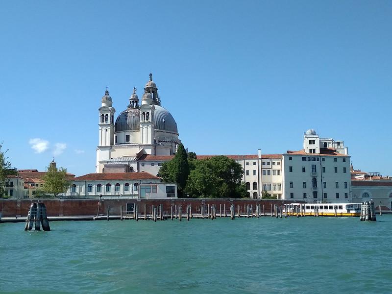 Венеция - Собор Санта-Мария делла Салюте