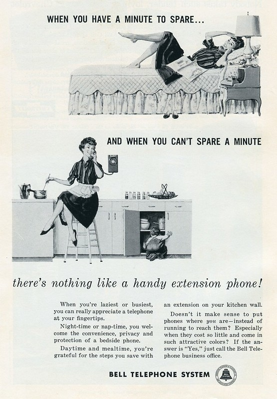 Bell Telephone System 1960
