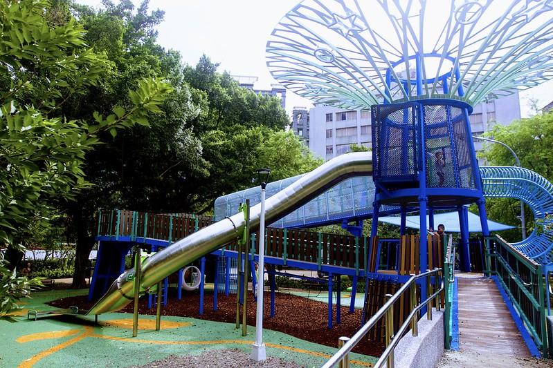 台北市士林 前港公园