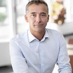 Jens Wikström, chef Marknad och försäljning.