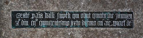 William Smyth, 1474