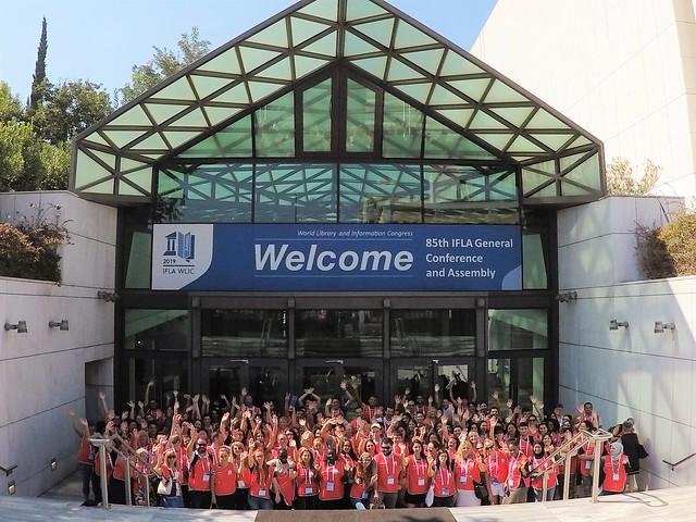 IFLA WLIC 2019 Volunteers