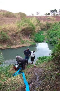 Irrigation development in Malawi
