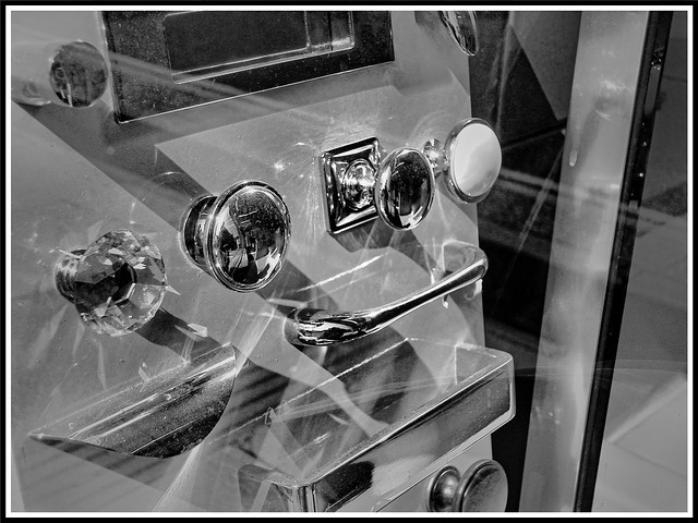Knobs and handles.