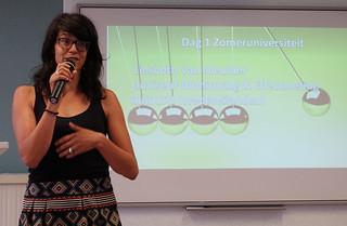 Dag 1 - Liesbeth Van Meulder