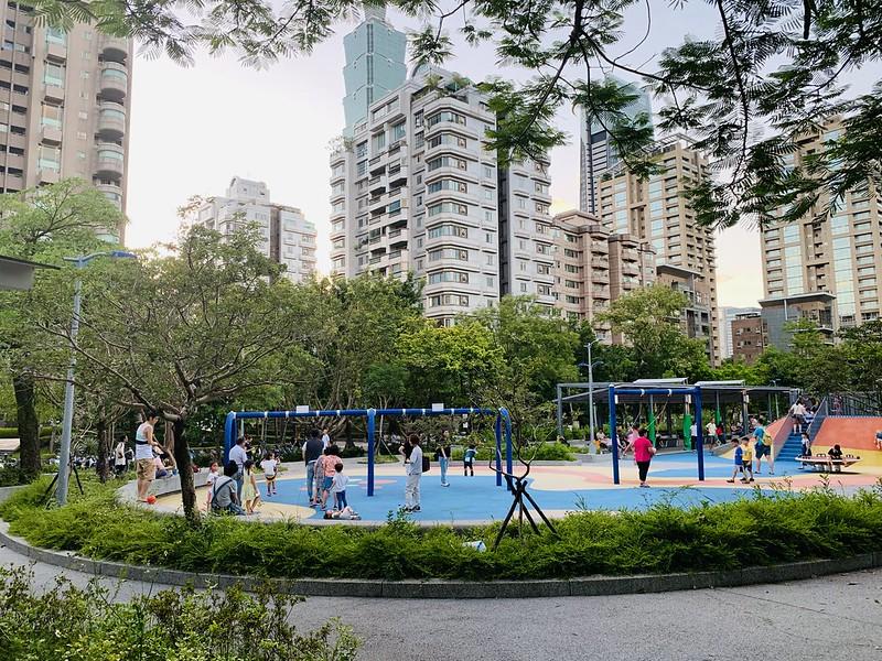 台北市公园儿童游戏场
