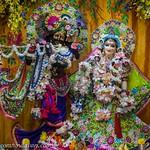 ISKCON Vrindavan Deity Darshan 29 Aug 2019