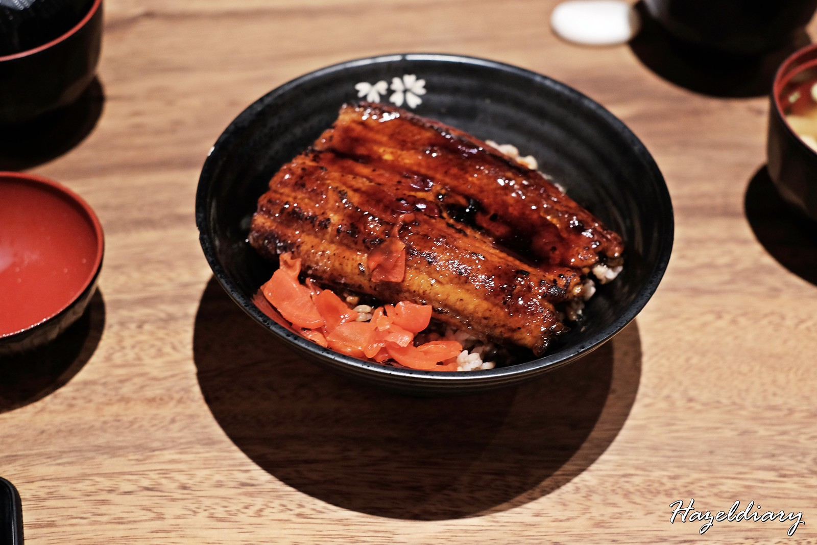Koji Sushi Bar-Unagi Don