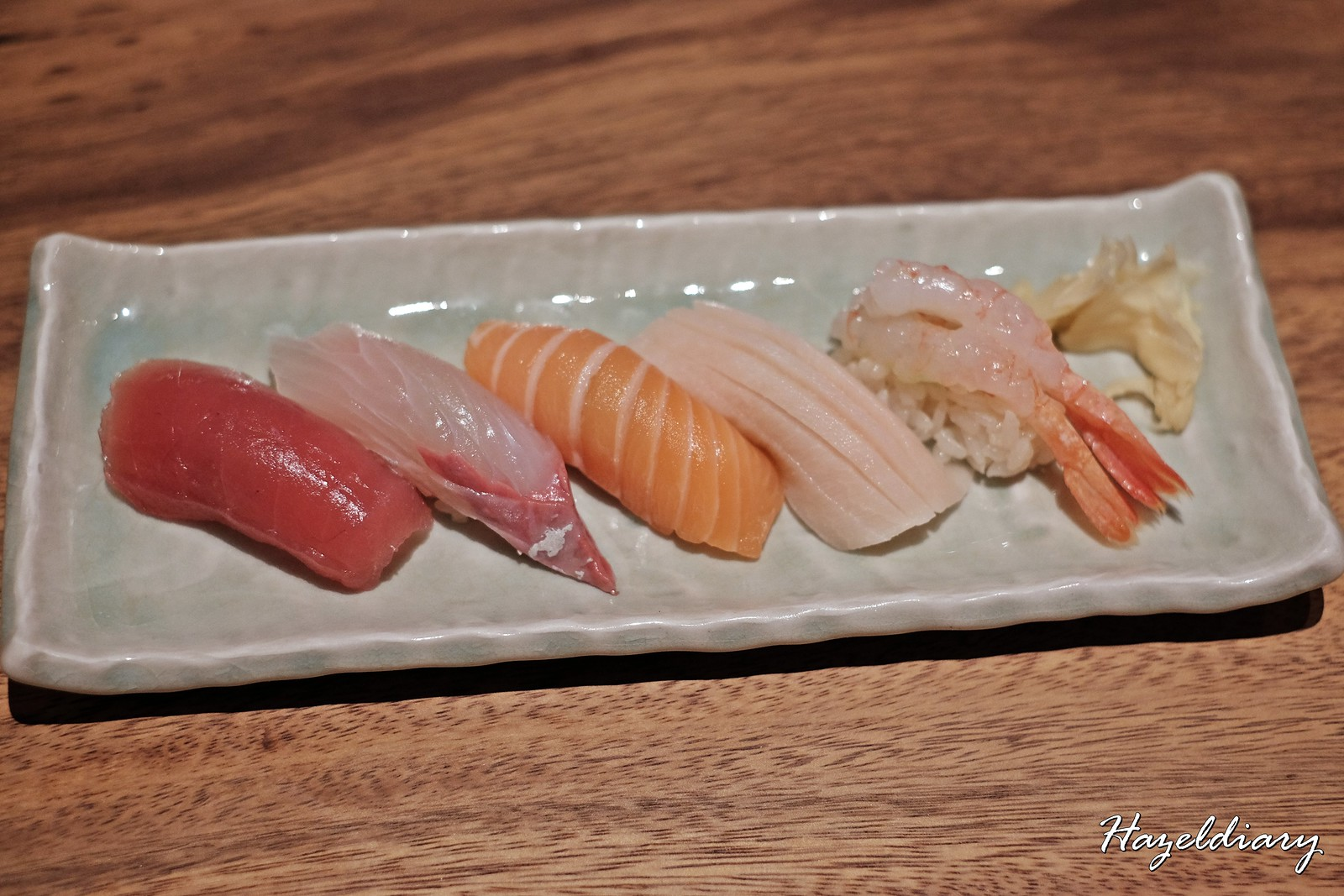 Koji Sushi Bar-Sushi Set A