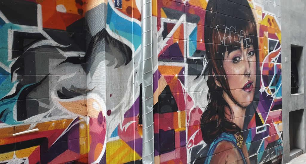 Street art in Luik: ECTO | Mooistestedentrips.nl