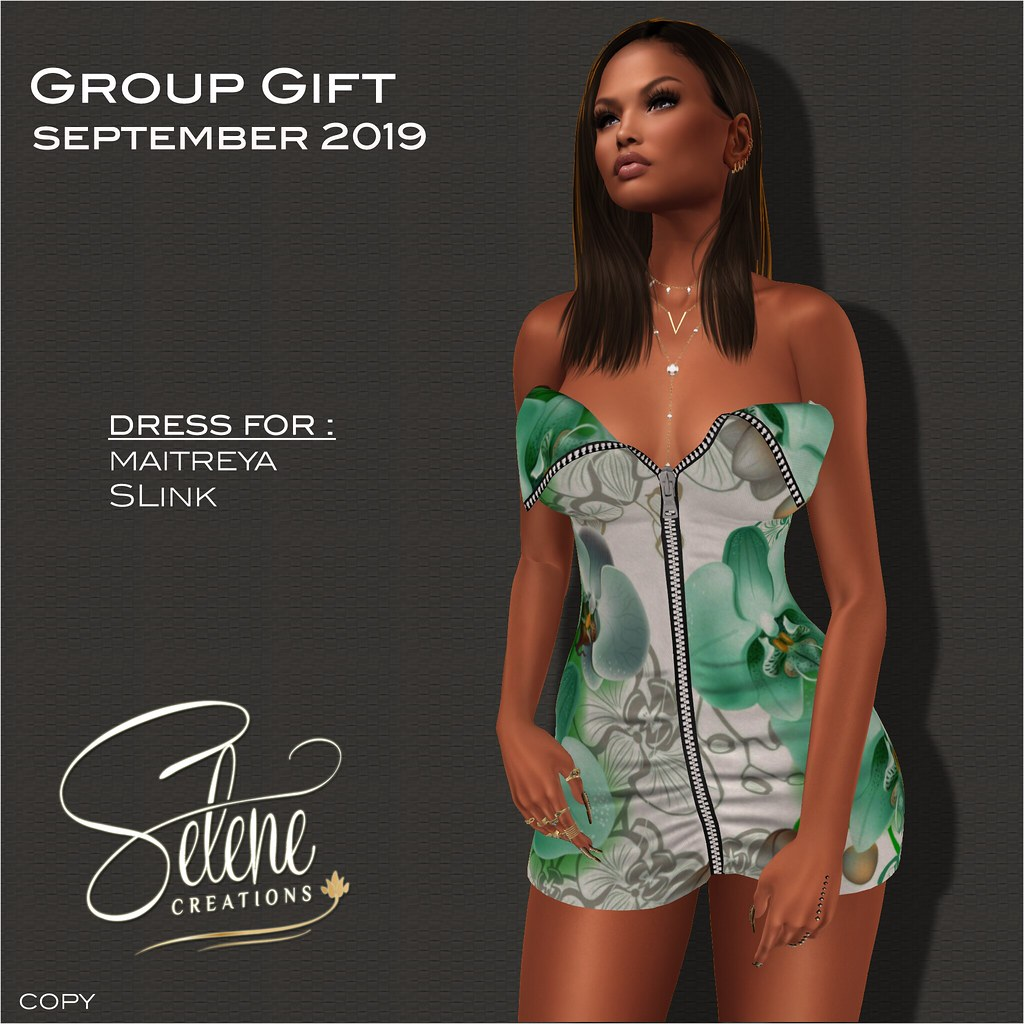 [Selene Creations] group gift september 2019