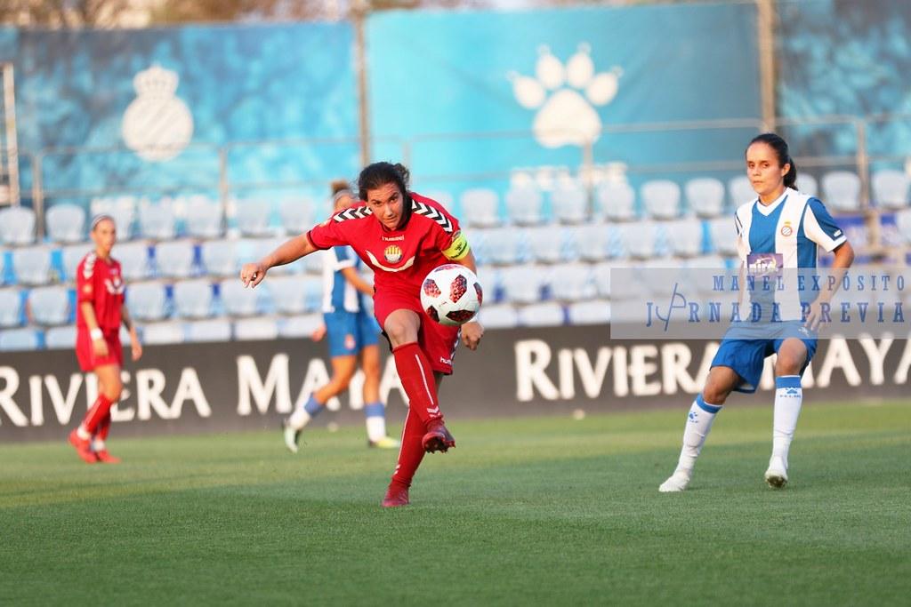 RCD Espanyol - CE Seagull
