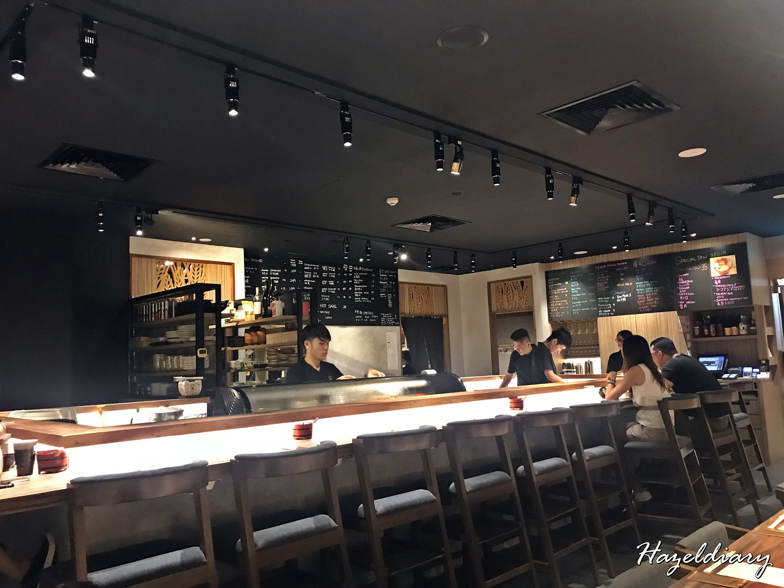 Koji Sushi Bar-Raffles City Shopping Mall-2