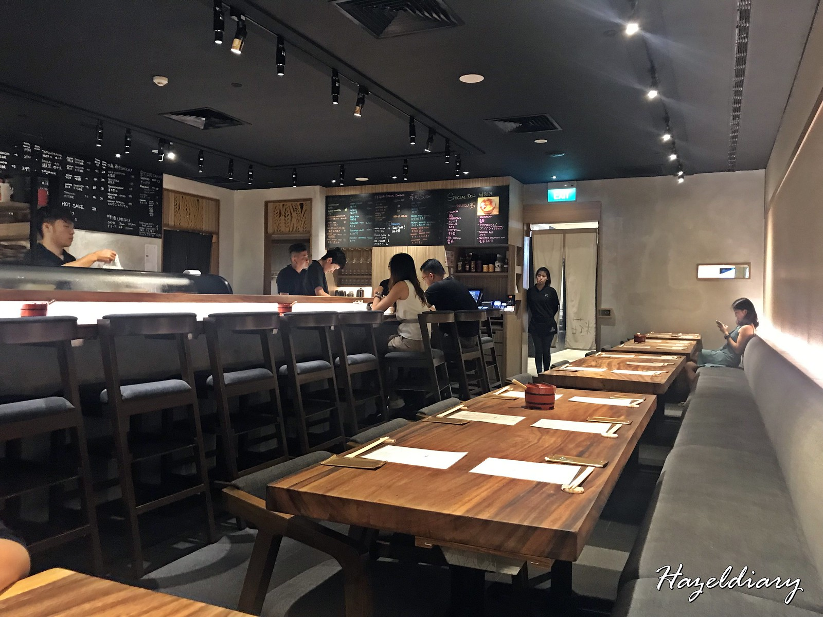 Koji Sushi Bar-Raffles City Shopping Mall-1